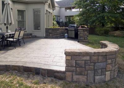 Stone-Mason Work Parkville