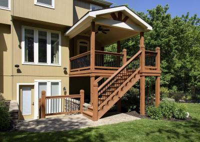 Covered Decks & Patios Overland