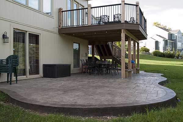 Concrete Paver Patios Kansas City