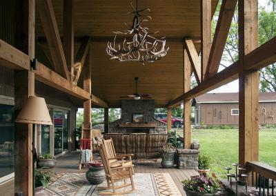 Covered Decks & Patios Shawnee
