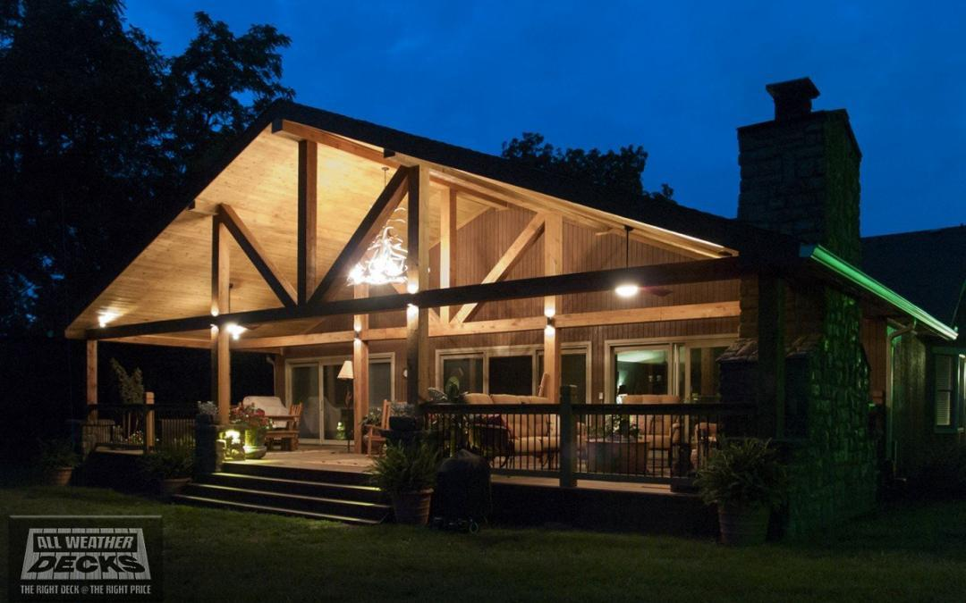 What size deck is right for you? Get tips from a Kansas City Deck Building Pro!