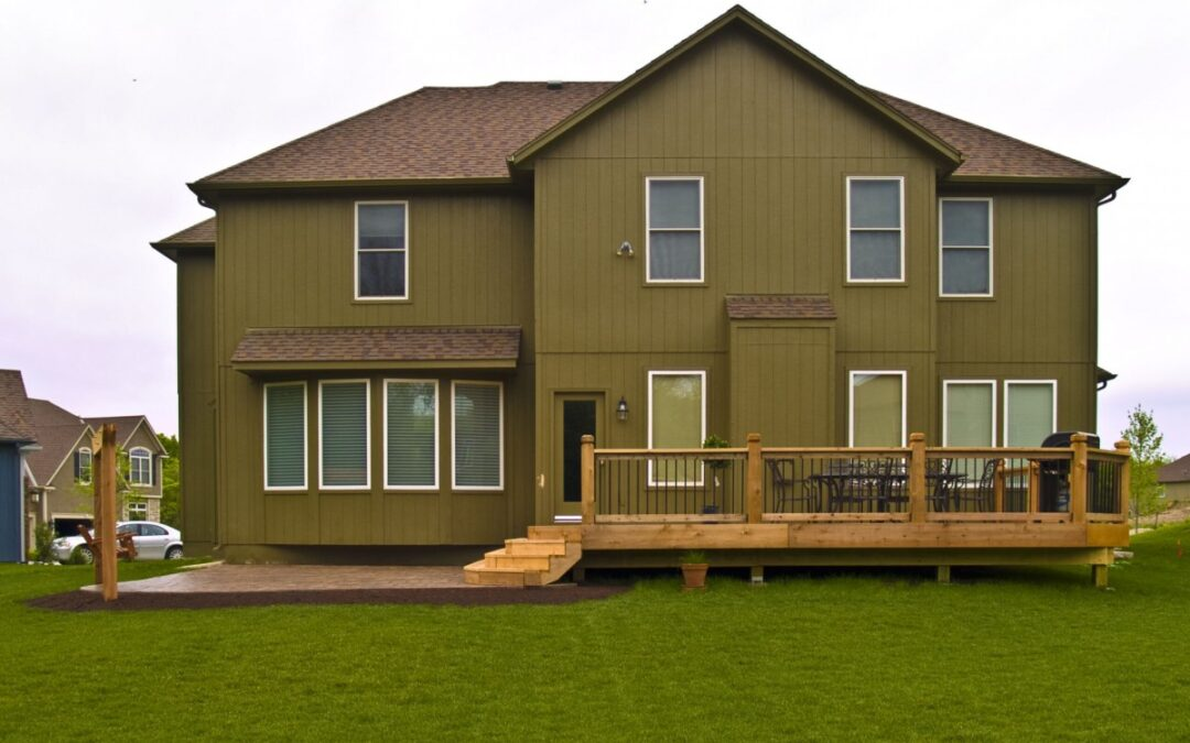 Does a new deck add value to my home?